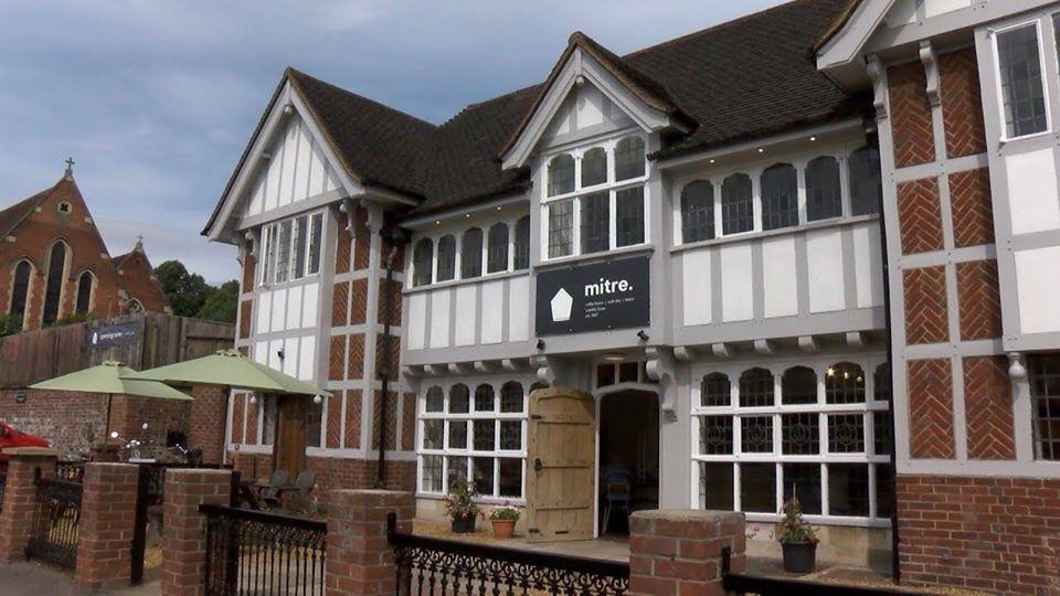 The Mitre, Norwich